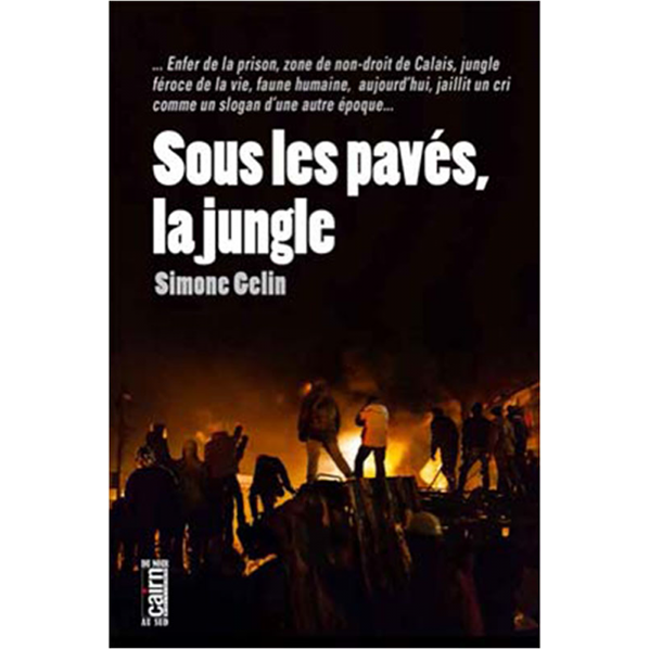 couverture sous paves jungle simone gelin polar