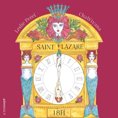 saint lazare couverture