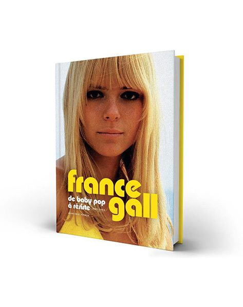 france gall baby pop resiste couverture