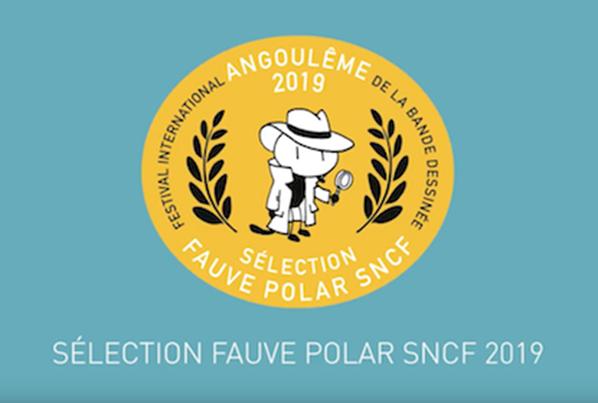 Fauve polar SNCF festival bande dessinee angouleme 2019