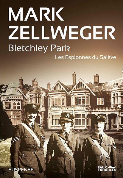 bletchley park espionnes saleve