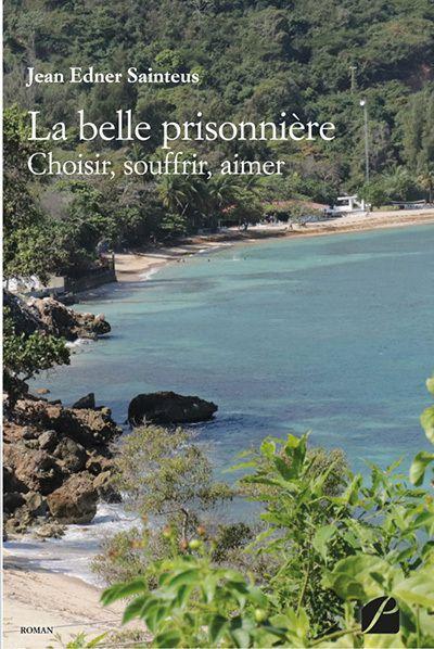 La belle prisonnière - Jean Edner Sainteus couverture