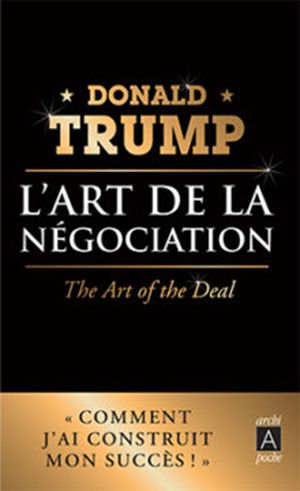 art negociation trump
