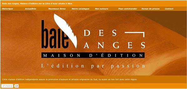 baie des anges editions
