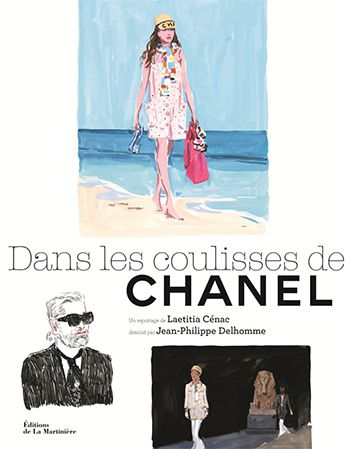 chanel coulisses mode