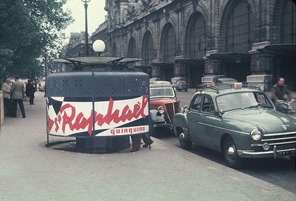 Paris - Gare d'Orsay - 1950s
