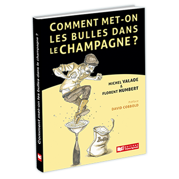 comment bulles champagnes fabrication couverture