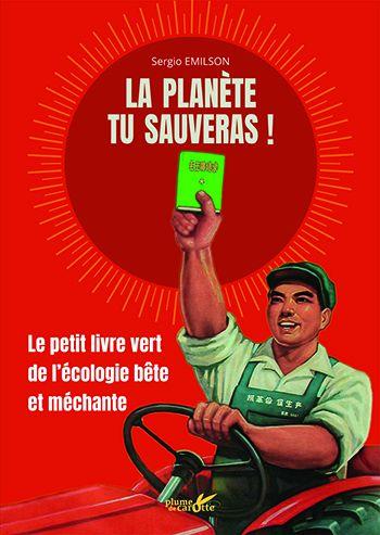 rainfolk  la planète tu sauveras bio ecologie pastiche