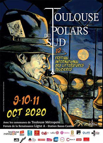 Rainfolk Toulouse Polars du Sud affiche