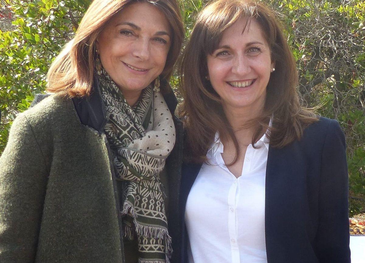 """Martine VASSAL et Amapola VENTRON : """"l'union fait la force"""""""