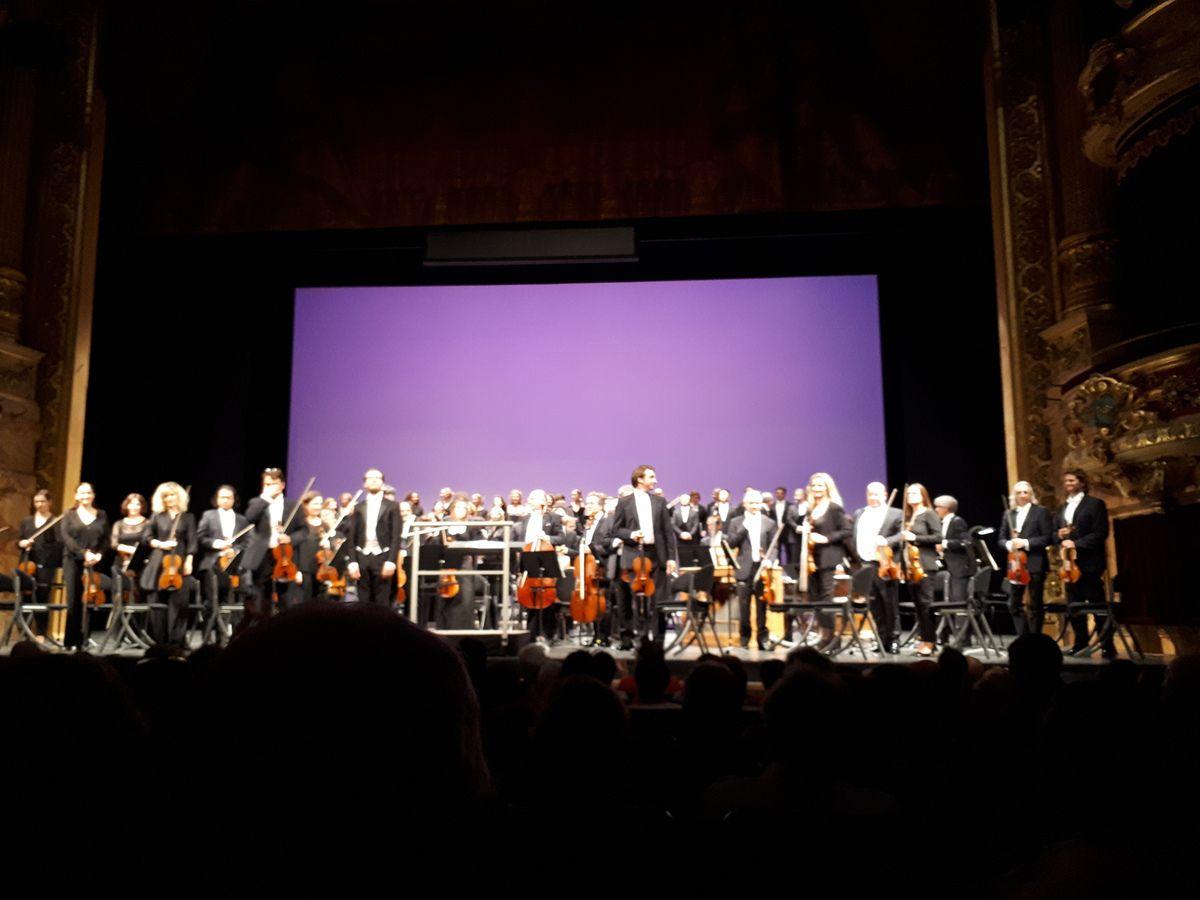 Requiem KV626 de Mozart par l'Orchestre national de Montpellier
