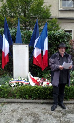 France / Discours pour la Commémoration de la Libération de Paris, 25 août 2017