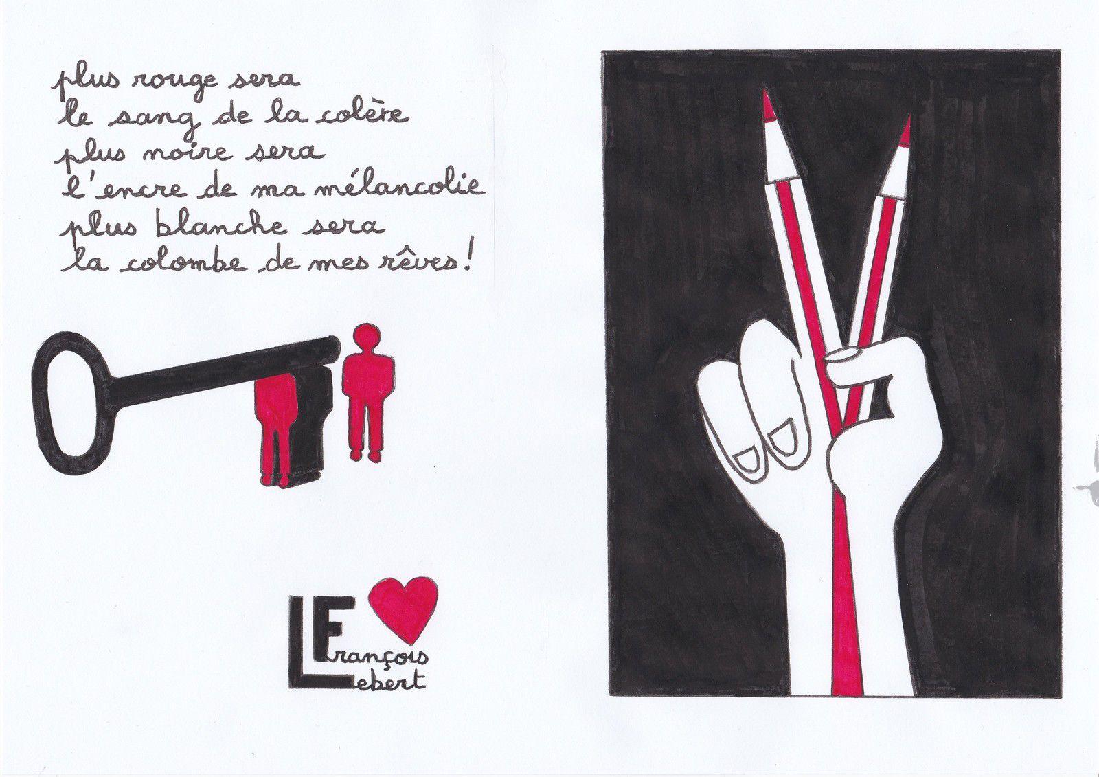 Un dessin de François Lebert