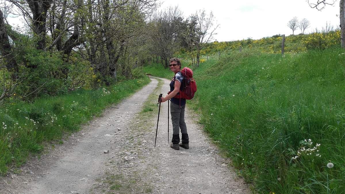 L'Estampe /Le Bleymard (14 km)