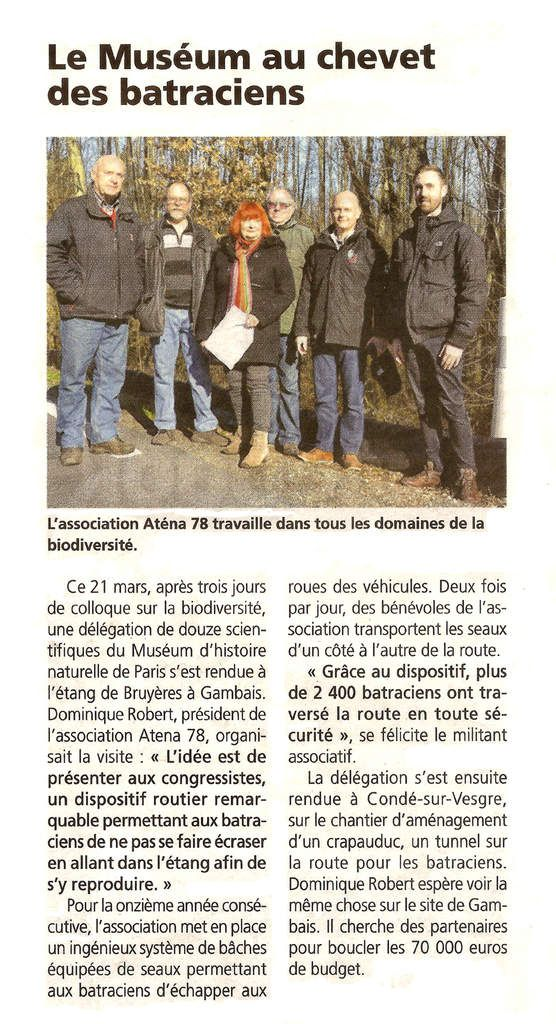 Courrier de Mantes du 22/03/2019