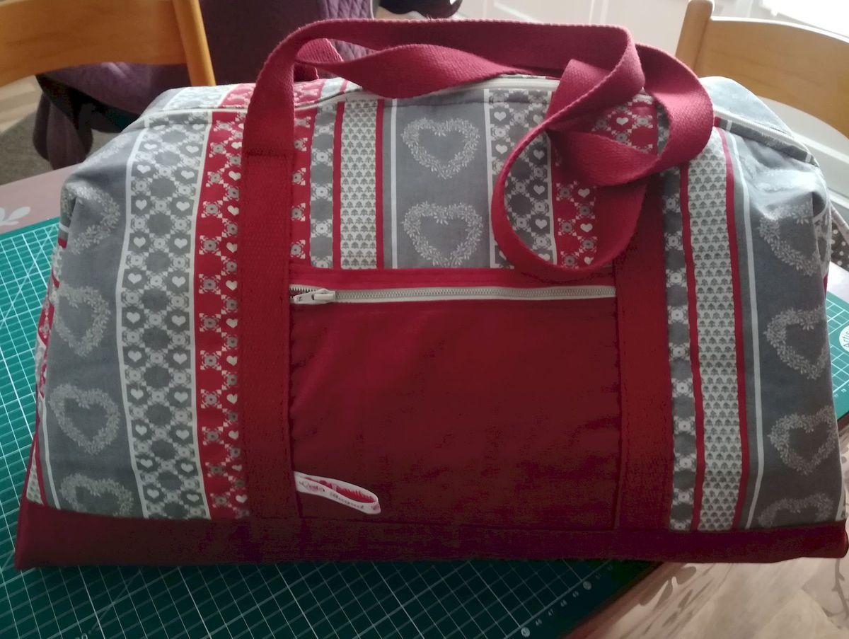 Et un nouveau sac !