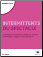 Guide pratique Pôle emploi - Indemnisation des intermittents du spectacle