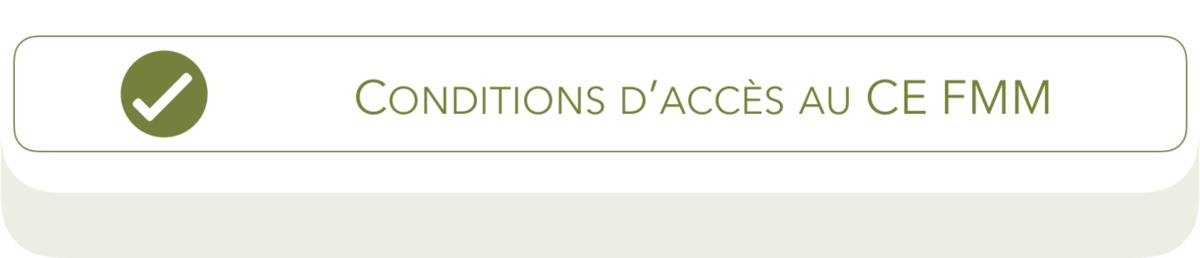 Conditions d'accès au CE de France Médias Monde