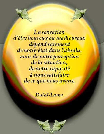 Admirable Dalaï Lama - 52 Citations - La vache rose YI-46