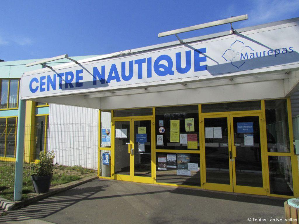 Centre nautique: séquences d'une brasse...sur place