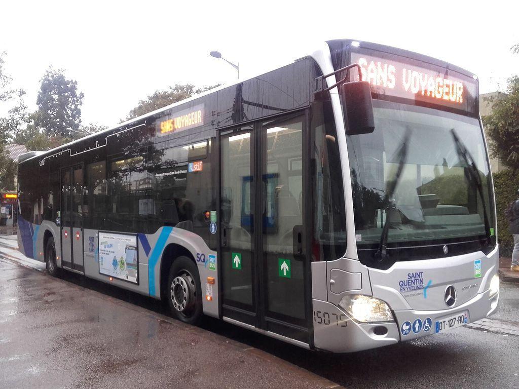 Redéploiement du réseau de bus: dégradation du service, agissons !