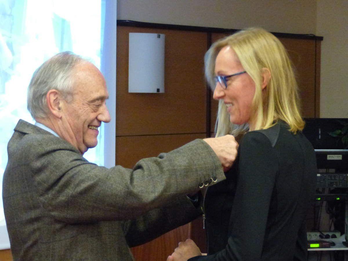Norske Skog: une pluie de médailles du travail