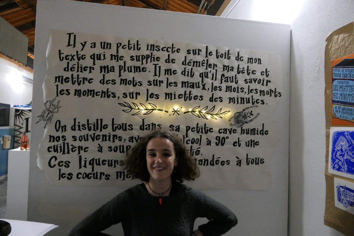 Mona Hackel offre du plaisir tous les dimanches jusqu'au 5 janvier