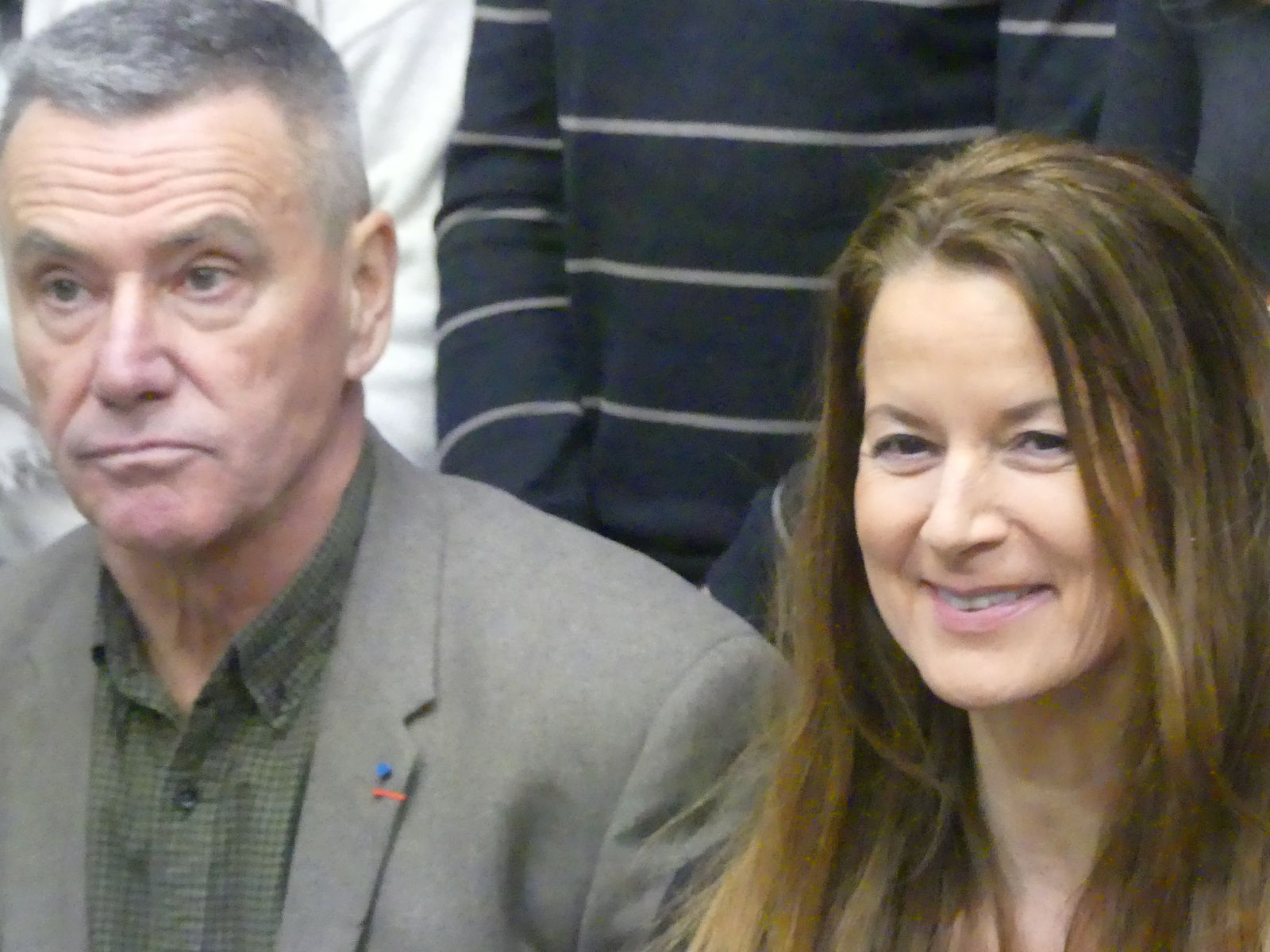 Yves Lallemand et Anne-Sophie Durand