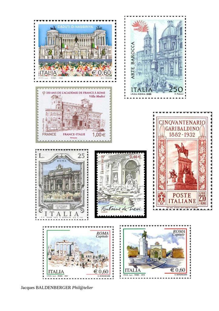 Une visite à ROME