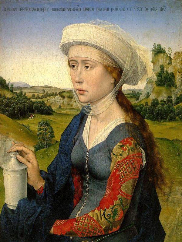 Roger de la Pasture - Rogier van  der Weyden