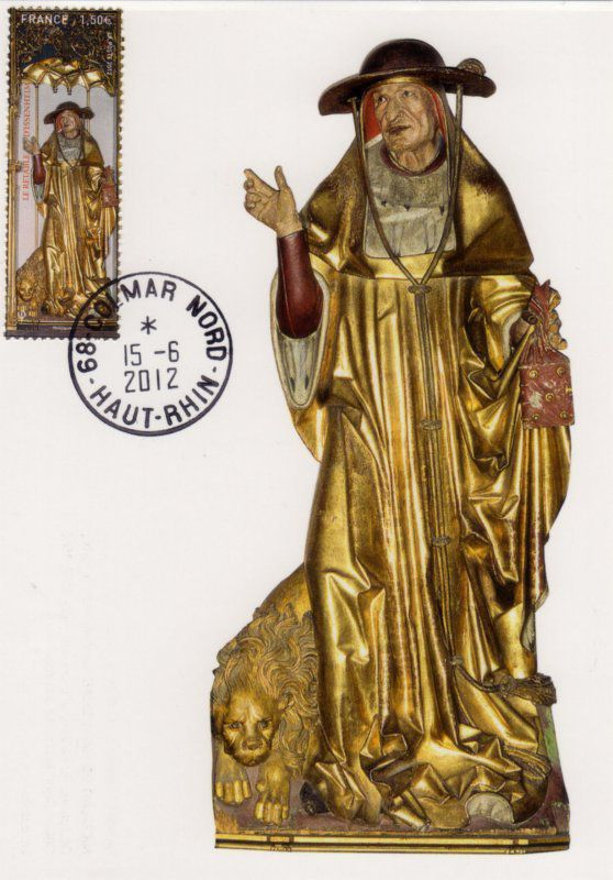Saint Augustin - Saint Antoine - Saint-Jérôme