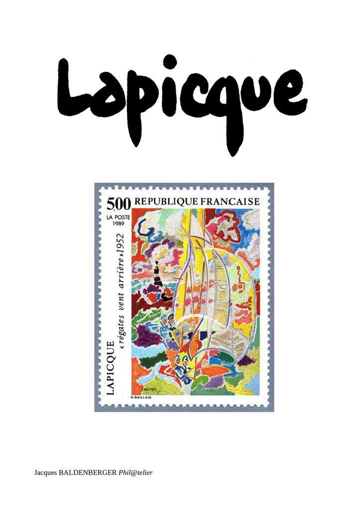 Charles LAPICQUE
