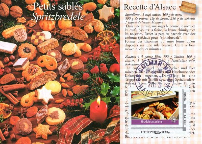 La gastronomie alsacienne