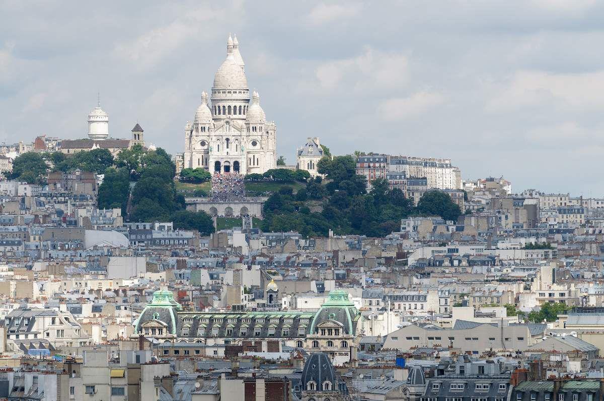 Basilique Sacré Coeur Paris