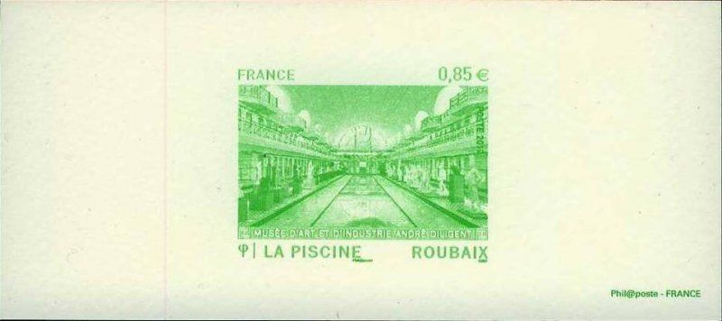 Musée d'Art et d'Industrie LA PISCINE ROUBAIX