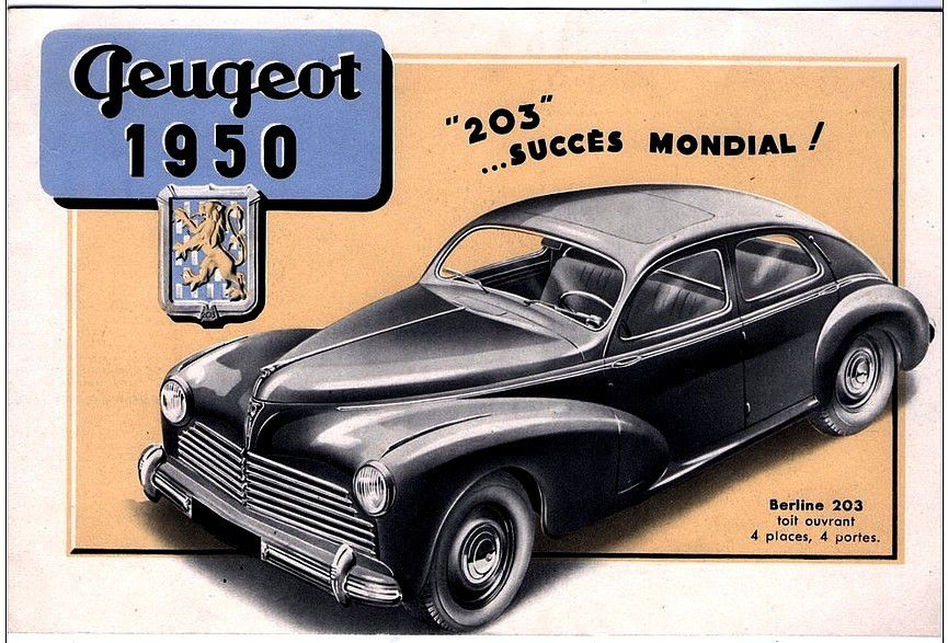 Stand PEUGEOT