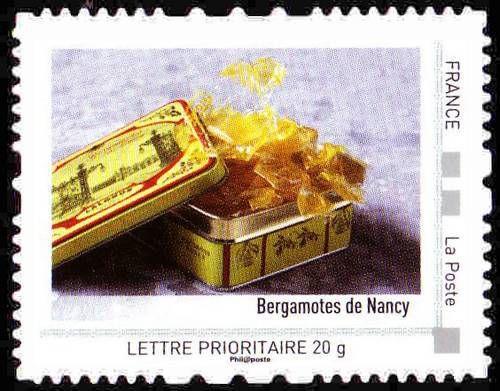 Bergamote de Nancy