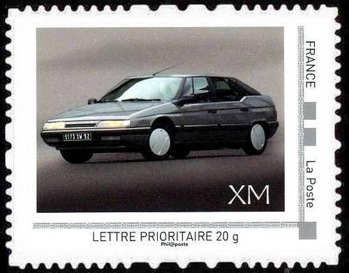 La Citroën XM est une automobile française conçue et produite par Citroën entre mai 1989 et juin 2000. Elle a été élue voiture de l'année 1990, 15 ans après la Citroën CX.
