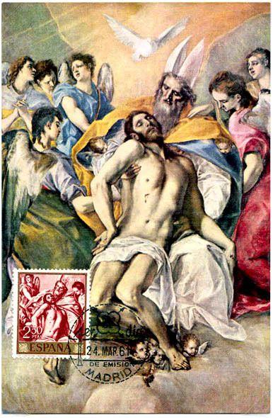 Le GRECO (Domenikos Theotokopoulos)