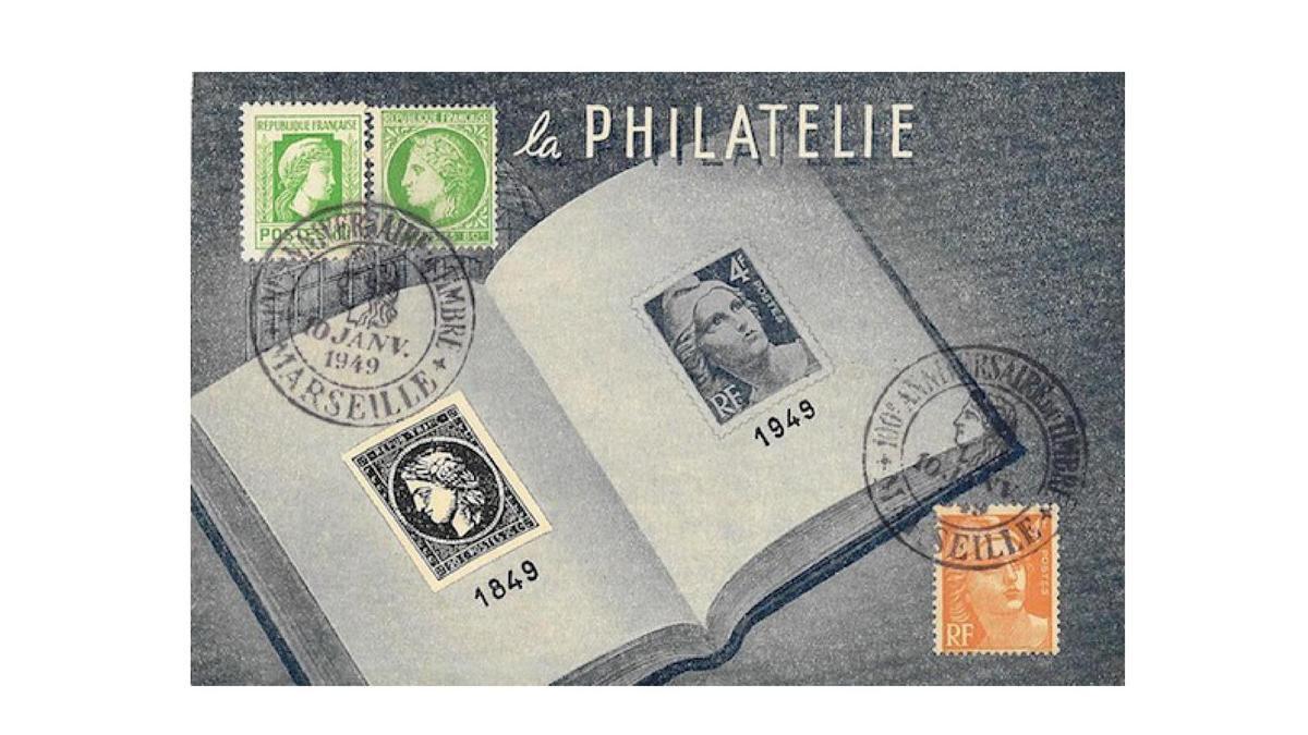 De la collection à la philatélie
