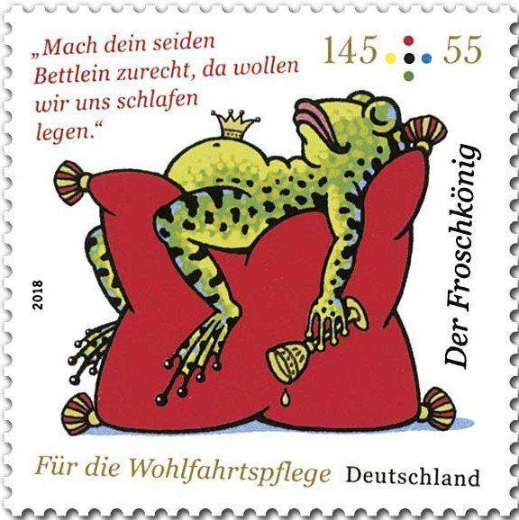 Le roi-grenouille