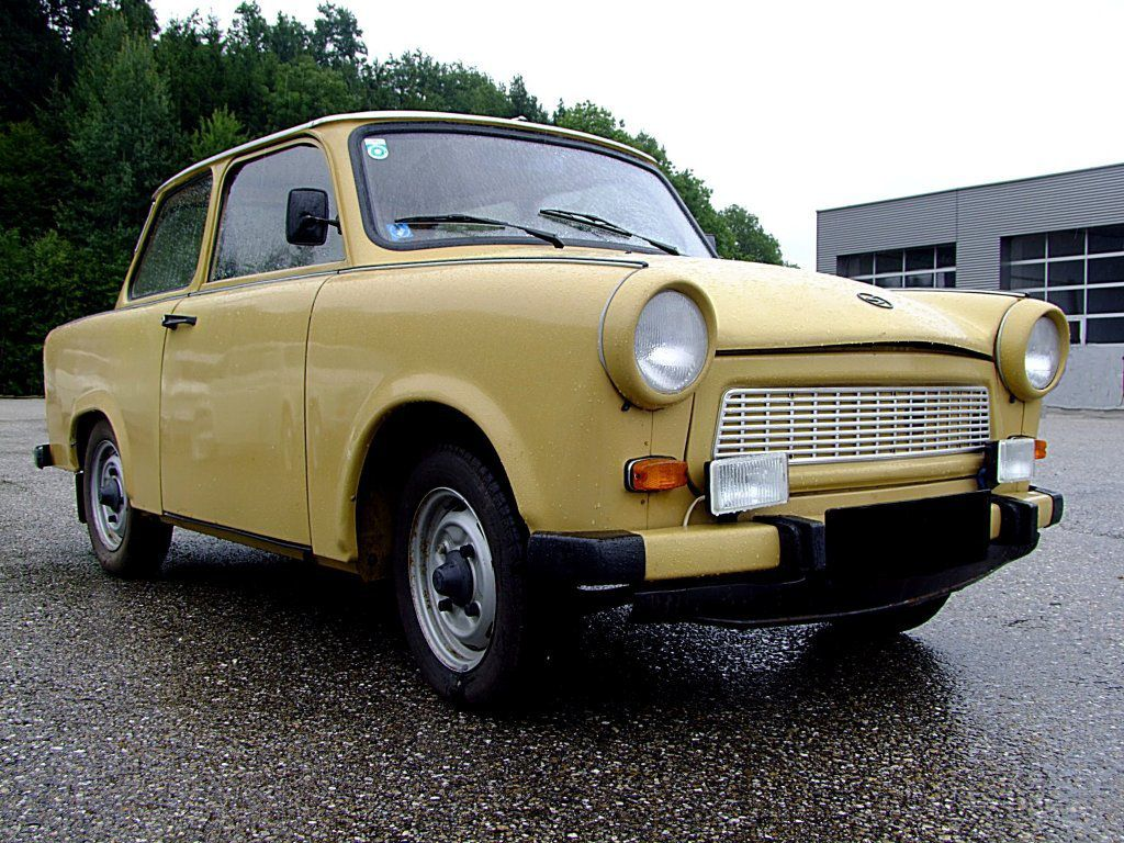 TRABANT 601 S 1964-1990