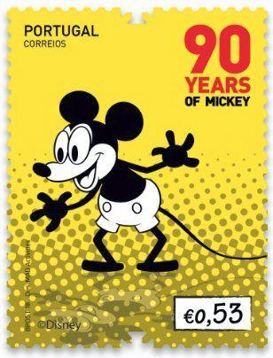 Mickey a été créé en 1928 par Walt DISNEY