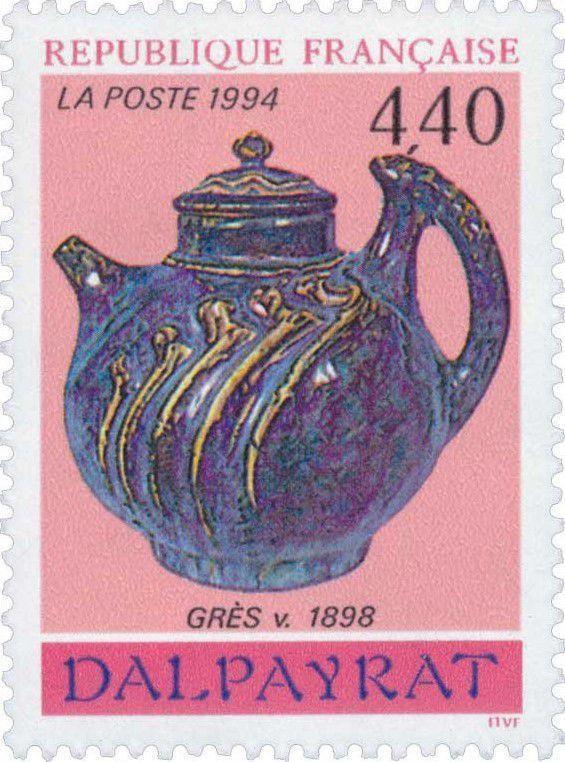 Pierre-Adrien Dalpayrat, né le 14 avril 1844 à Limoges (Haute-Vienne) où il est mort le 10 août 1910, est un céramiste français, l'un des plus importants représentants du renouveau de la céramique européenne la fin du XIX e siècle.