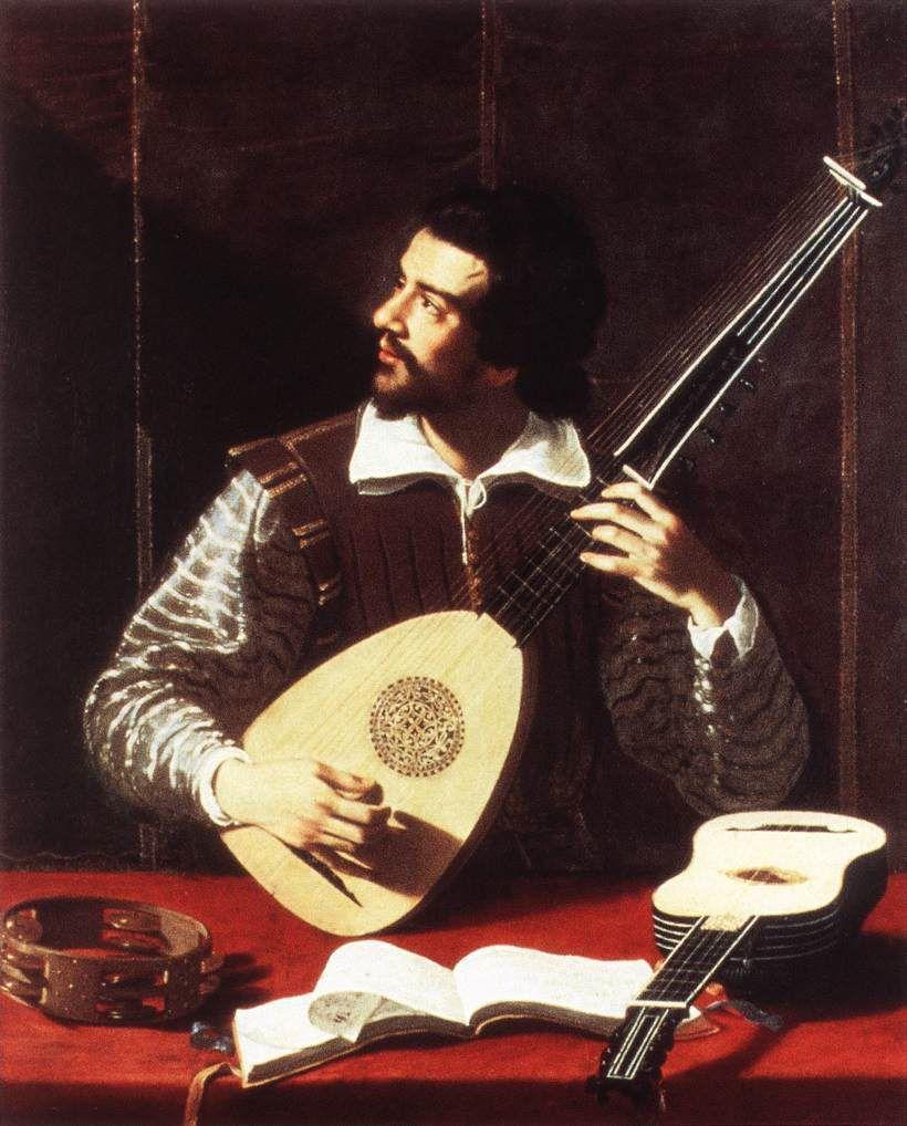 Attribué à Caravaggio mais aussi à Antiveduto Gramatica ( 1571-1626)