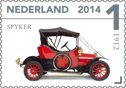 Stand SPYKER