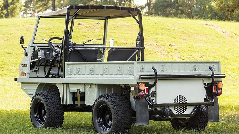 Le Steyr-Puch Haflinger est un véhicule tout-terrain léger de la marque autrichienne Steyr-Puch. Il a été produit entre 1959 et 1974, principalement comme véhicule militaire pour l'armée autrichienne et suisse, mais aussi comme véhicule civil. Son nom a été choisi en référence aux poneys Haflinger, également robustes et autrichiens.