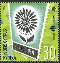 CHYPRE EUROPA 1964