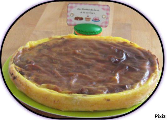 Flan chocolaté sans pâte