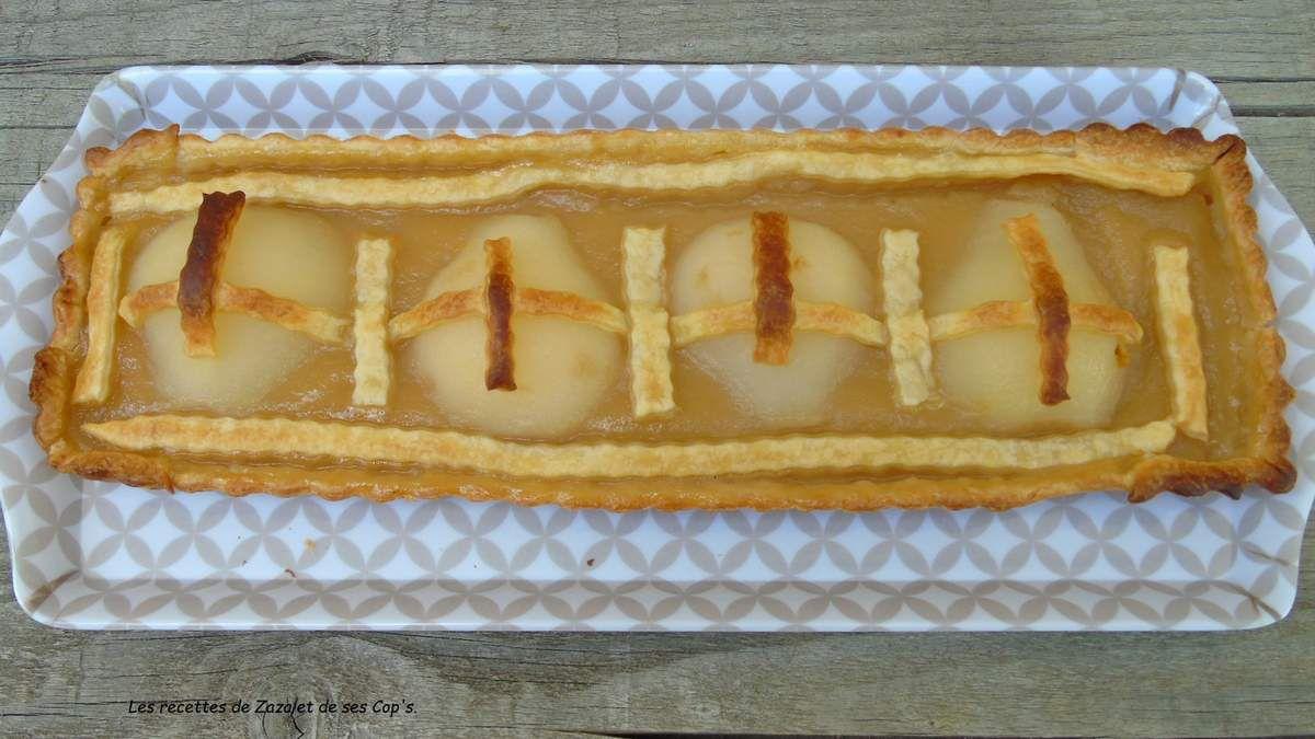 Tarte pommes /poires